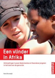 Een vlinder in Afrika cover